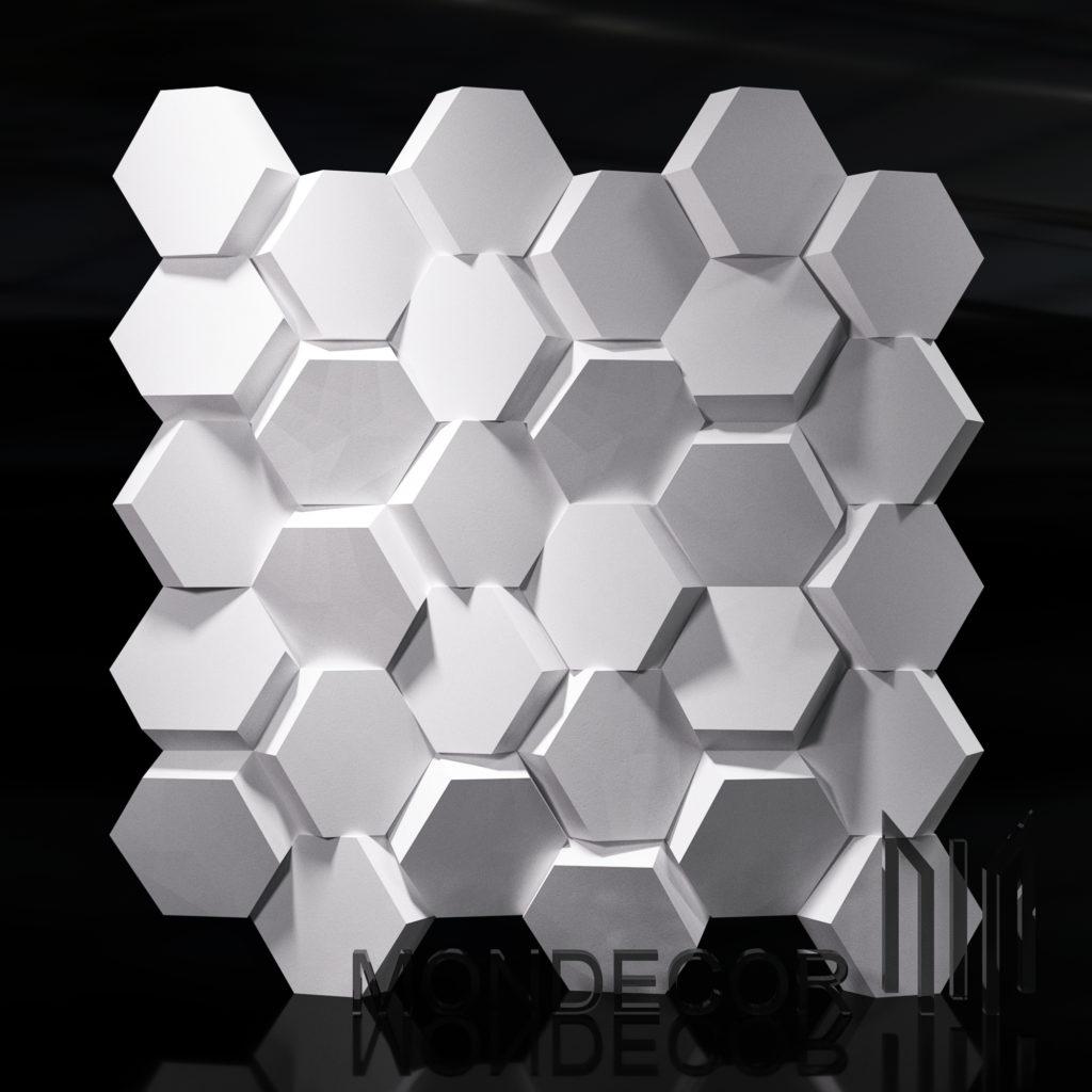 3D Панель Улей
