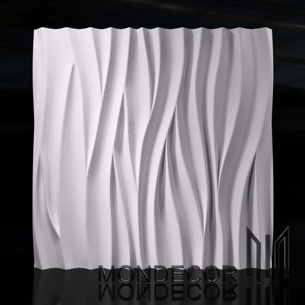 3D Панель Поток